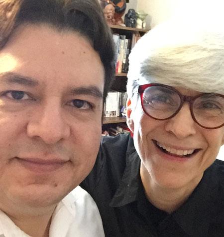 Jorgelina Orfila & Francisco Ortega-Grimaldo